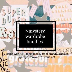 15+ item mystery box